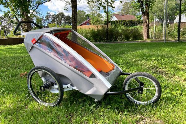 sykkelhenger-loepesett-sykkelvogn-kid-racer-twin-thor-hushovd